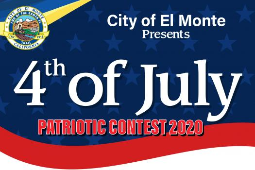 City of El Monte - Patriotic Contest 2020