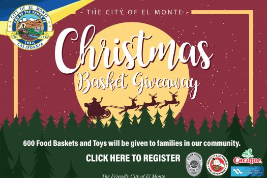 Christmas Basket and Toy Giveaway