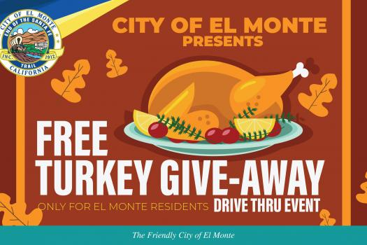 Free Turkey Give-Away