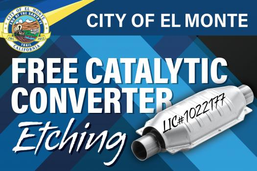 Free Catalytic Converter Etching