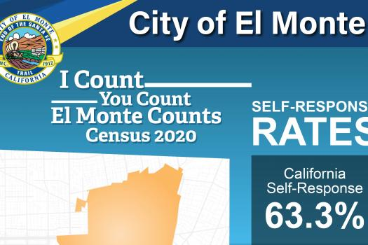 El Monte - Help Your Community & Fill Out the Census