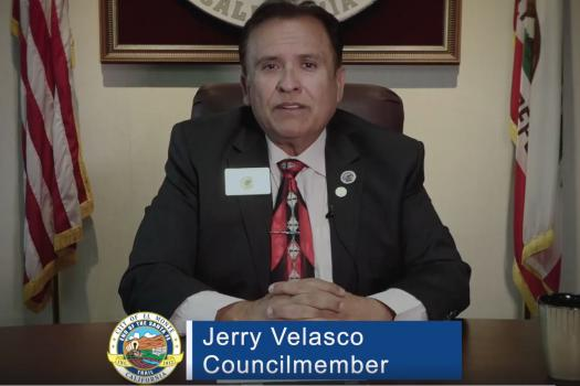 Councilman Jerry Velasco Introduces Relief Programs for Small Businesses in El Monte (VIDEO)