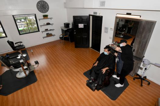 El Monte News: Hair salons, barbershops can reopen under updated L.A. County health order, officials say